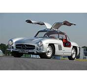 1955 Mercedes 300 SL Gullwing  60 Years Of The