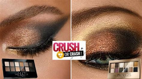 Maybelline 24k maybelline 24k palette review swatches tutorial