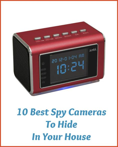 10 best surveillance systems and mini to hide