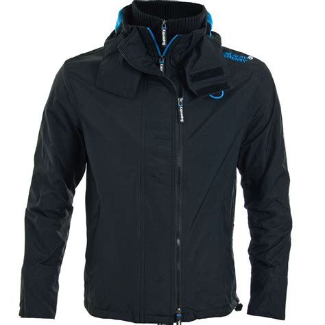 Jaket Windcheater Blue Black Chelsea superdry arctic windcheater jacket tdf fashion