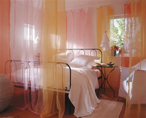 vorhange schlafzimmer pastell schlafzimmer in pastell schlafzimmer sch 214 ner wohnen