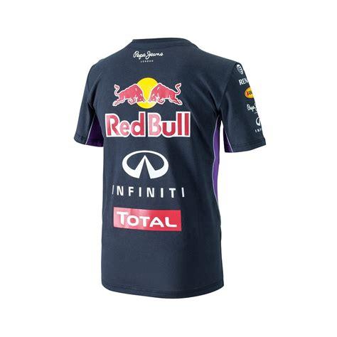 Tshirt S Vettel Driver F1 Bdc infiniti bull racing teamline t shirt