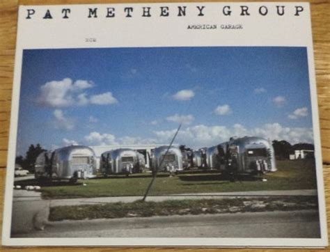 pat metheny american garage records lps vinyl and cds