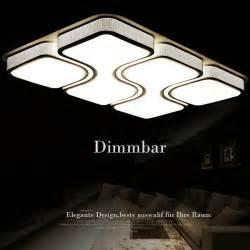 Led Design Deckenleuchte by Design Led Deckenle Deckenleuchte 24w 80w Wohnzimmer