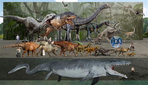 Jurassic World 5 jurassic park 4 aka jurassic world page 19