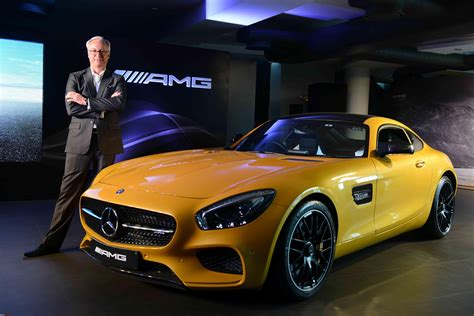 Tagheur Amg 2 mercedes amg gt s launched at rs 2 40 crore ex delhi team bhp