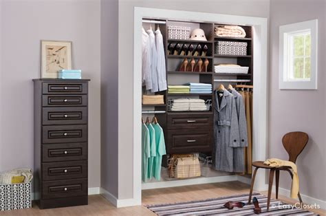 Easy Closets Installation by Closet Install A Closet From Easyclosets Period
