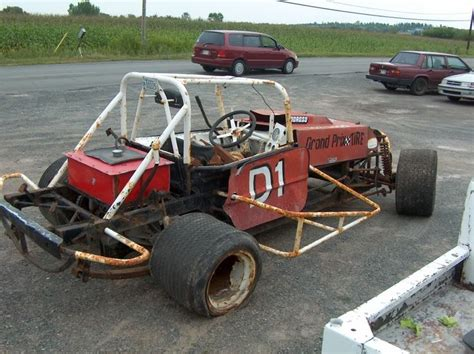 old nascar race car barn finds retired forgotten old race cars hot rods a collection