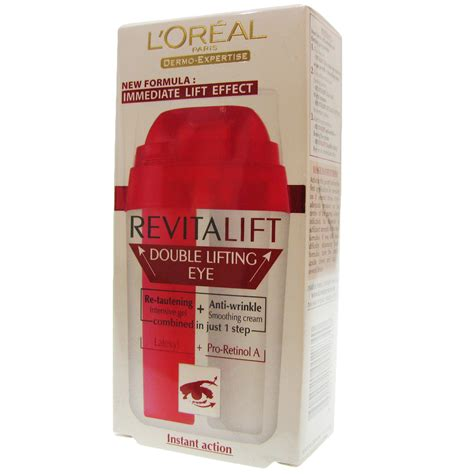 Harga L Oreal Revitalift Eye Lift l oreal dermo expertise revitalift eye lifting