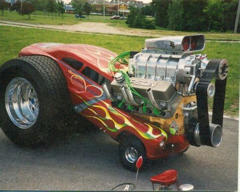 Qstart Reminds You Where Youre Driving Big Picture Wise by Like Ed Quot Big Quot Roth I Could See Rat Fink Driving