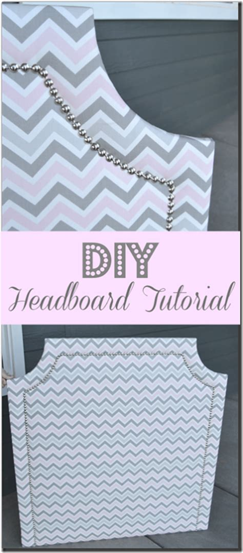 diy upholstered headboard tutorial a craft in your daya craft in your day