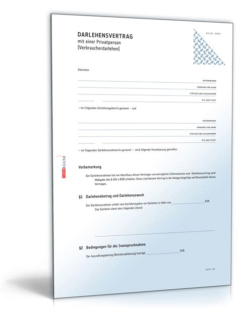 Musterbriefe In Englisch Published By Fidic Pdf Darlehensvertrag Mit Einer Privatperson Verbraucherdarlehen