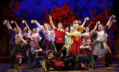 beauty and the beast the original broadway musical theater review beauty and the beast elizabeth maupin