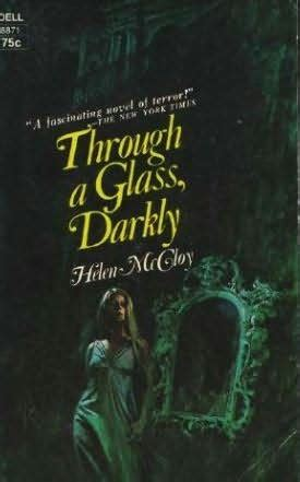through a glass books through a glass darkly basil willing by helen mccloy