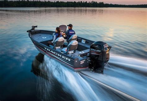 deck boat with fishing package five affordable aluminum fishing boats for sale boats