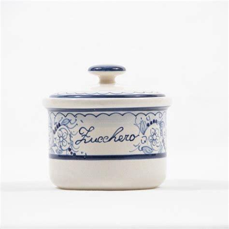 barattoli ceramica per cucina set barattoli per cucina in ceramica teate liberati