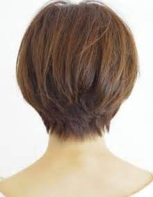 hairstyles showing the back of best 25 short hair back view ideas on pinterest