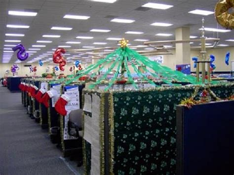 cubicle decorating ideas theme christmas cubicle decor
