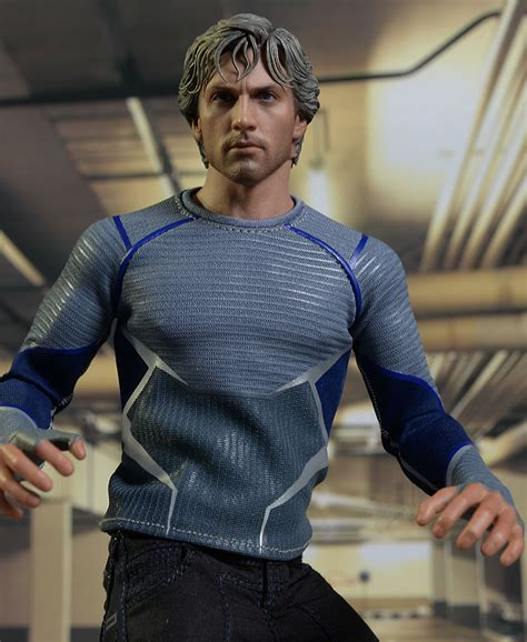 quicksilver movie toy review and photos of hot toys avengers quicksilver 1 6th