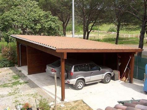 tettoia per auto in legno tettoie in lamellare tettoie da giardino come
