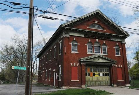 Garage Sales Schenectady Ny by Vintage Firehouse Up For Sale Times Union Schenectady
