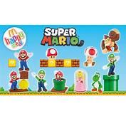 Mario &224 Retrouver Chez McDonalds Dans Votre Happy Meal