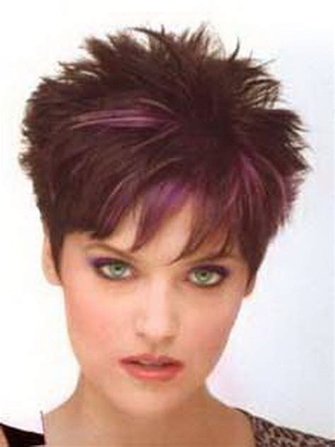 short spikey bob hairstyles short spiky haircuts