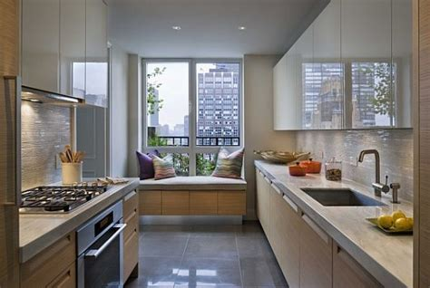 Small Beautiful Kitchen Design - making the most of small kitchens