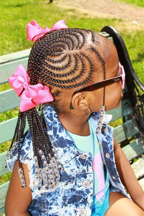 girl hairstyles with beads braids n beads hairbyminklittle http community