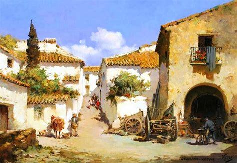 imagenes de obras realistas cuadros modernos pinturas y dibujos cuadros al 211 leo de