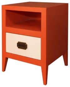 Nightstands And Bedside Tables Nightstand Contemporary Nightstands And Bedside