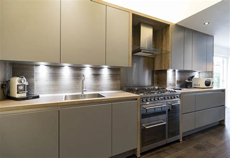 Leicht German Kitchen Hton Richmond Handle Less Leicht Kitchen Ealing Richmond Kitchens