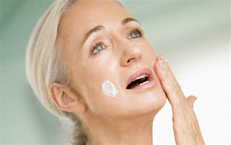 Skin Care In The 50s by Skin Care After 50 Aging Later