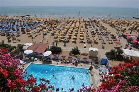 fronte mare hotel adlon jesolo hotel fronte mare 4 stelle jesolo