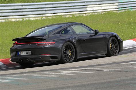 2018 Porsche 911 Gts by 2018 Porsche 911 Gts With Turbocharging