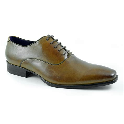formal oxford shoes buy formal brown oxford mens shoes gucinari style