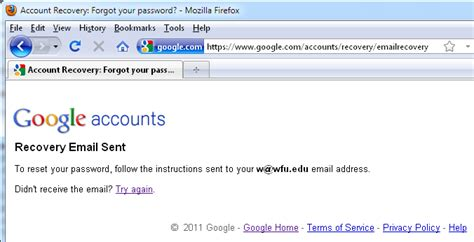 reset time warner voicemail password google reset password change email