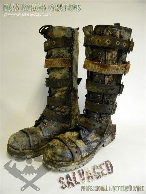 apocalypse boots 17 best images about post apocalyptic salvaged ware on