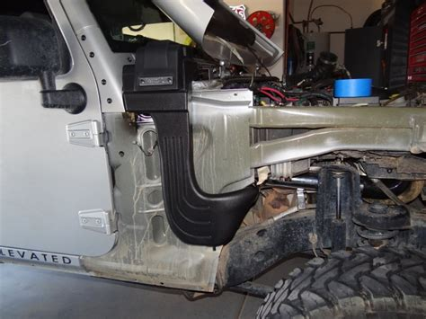 Jeep Wrangler Jk 2007 To Present How To Install Snorkel