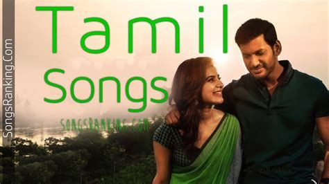 Tamil Top 10 Songs [1 15 April 2018] SongsRanking   YouTube