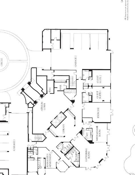 Bayshore Park Floor Plan by Lobby Floor Plan In Bay Shore Place At Park Shore Beach