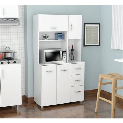 microwave cabinet for sale multi drawer microwave storage cabinet by inval america ebay