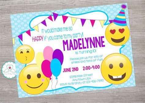 birthday themed emojis 40 best emoji party images on pinterest birthdays