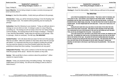 reading comprehension test in grade 5 reading comprehension assessment for grade 5