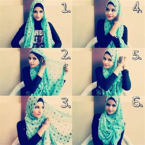 simple hijab pattern 17 best images about hijab tutorial on pinterest