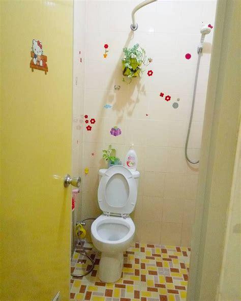 gambar desain model keramik kamar mandi minimalis terbaru