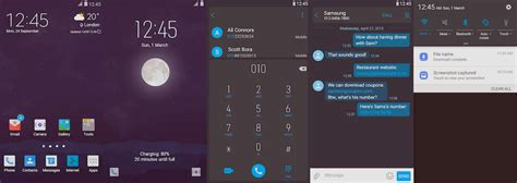 samsung ui themes themes thursday here are some good themes out of 101