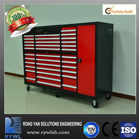 cheap tool storage cabinets heavy duty overhead garage storage red tool cabinet