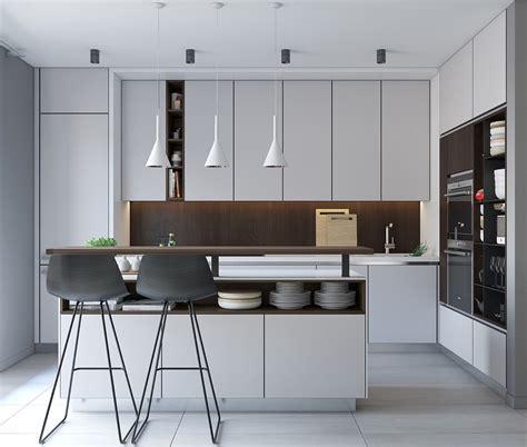 kitchen contemporary design 40 minimalist kitchens to get super sleek inspiration