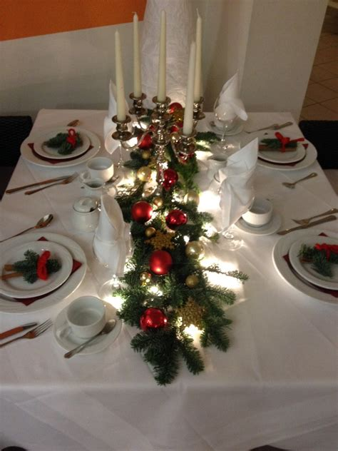 Ideen Weihnachtsdeko 4309 by Weihnachtliche Kaffeetafel Vorstadt Tr 228 Ume